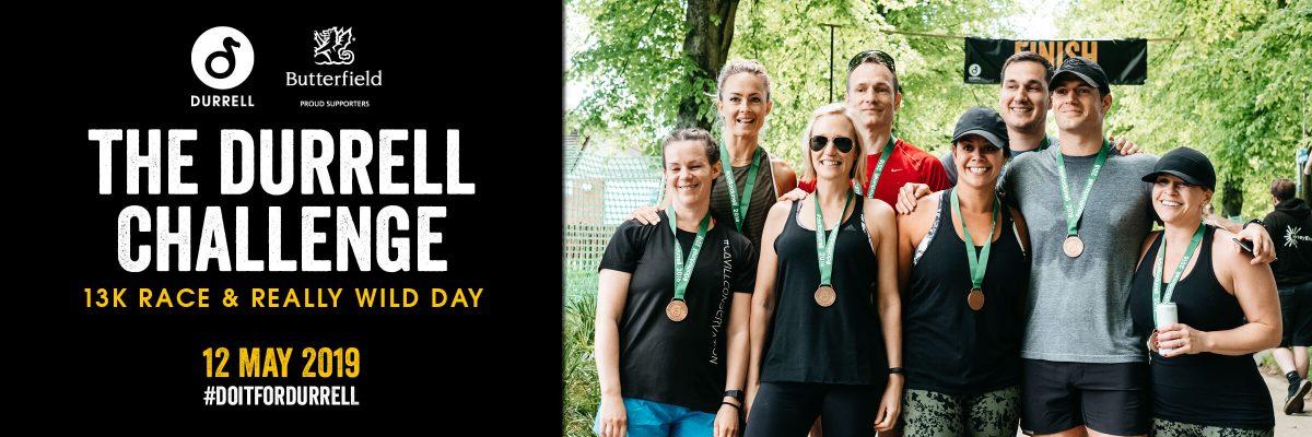 The Durrell Challenge 2019