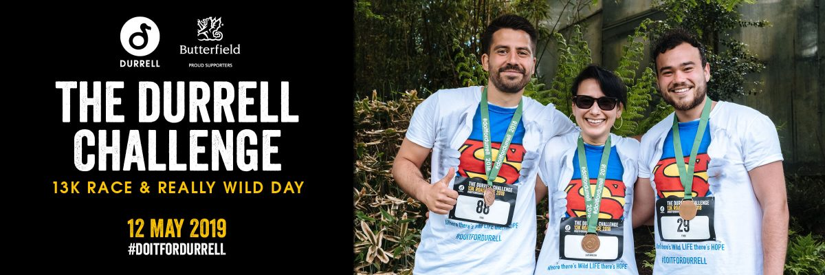 The Durrell Challenge 2019